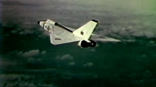 Plans were announced to retrieve nine Avro CF-105 Arrow models from Lake Ont. (CTV Toronto)