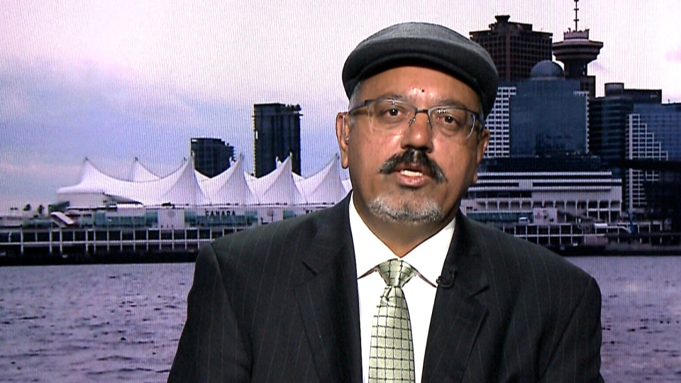 Shinder Purewal, a former citizenship judge appears on CTV's Your Morning, Friday, July 14, 2017.