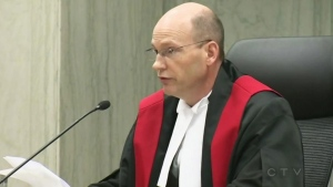 Manitoba Judge Murray Thompson