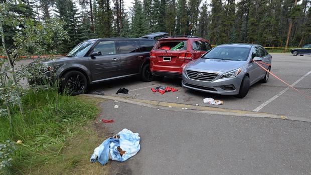Jasper crash