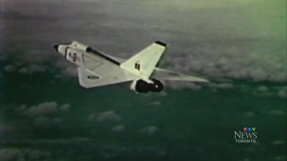 The Avro Arrow Fighter Jet program was canceled in 1959, after smaller models of the aircrafts were launched into Lake Ontario from Point Pelee.