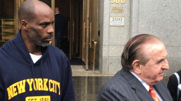 DMX pleads not guilty to tax evasion