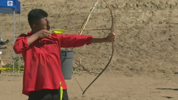 North American Indigenous Games brings youth to Toronto
