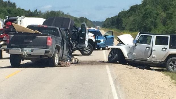 Highway 59 crash