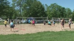 CTV Barrie: Volleyball for MS