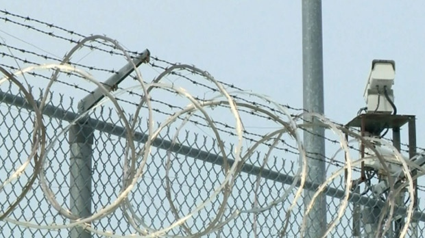 A prison is seen in this undated file photo.
