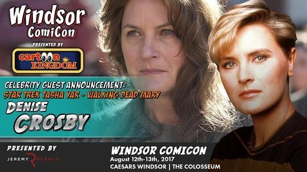 Windsor ComiCon 2017