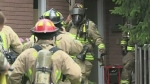 CTV Barrie: Barre house fire