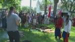 Manitobans celebrate treaty anniversary