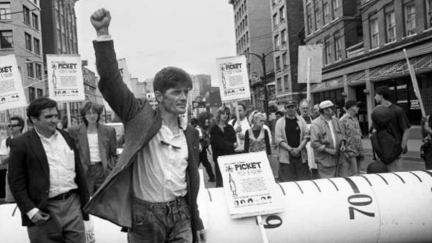 Activists celebrate 20th anniversary in BC
