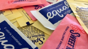 The study says more people are eating and drinking artificial sweeteners like aspartame, sucralose, and stevia. (File Image)