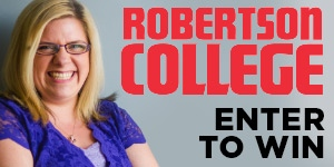 Robertson College - Free Tuition Contest