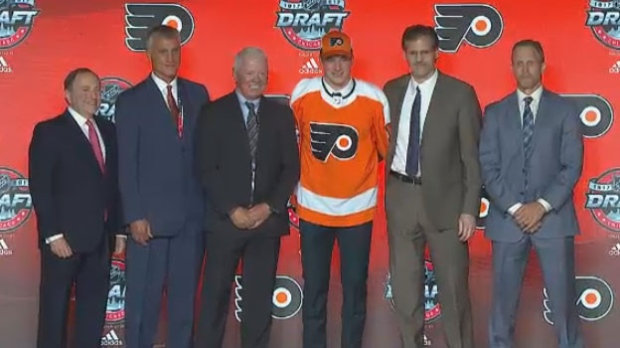 Nolan Patrick inks entry-level contract with Flyers