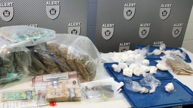 ALERT drug seizure