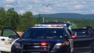 A police spot check in Kapuskasing late last month led to an alarming case in which the driver nearly hit police trying to flee – with four children under age 12 in the vehicle as it drove away. (File)