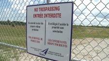 Ottawa Airport Authority gate