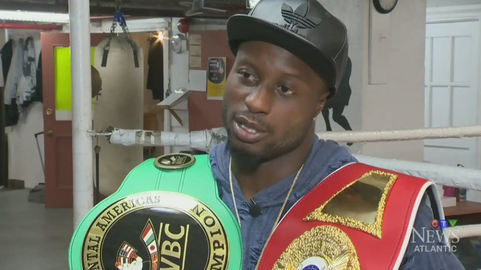 After his two recent title wins, Custio Clayton says he won't stop until he becomes a world champion.