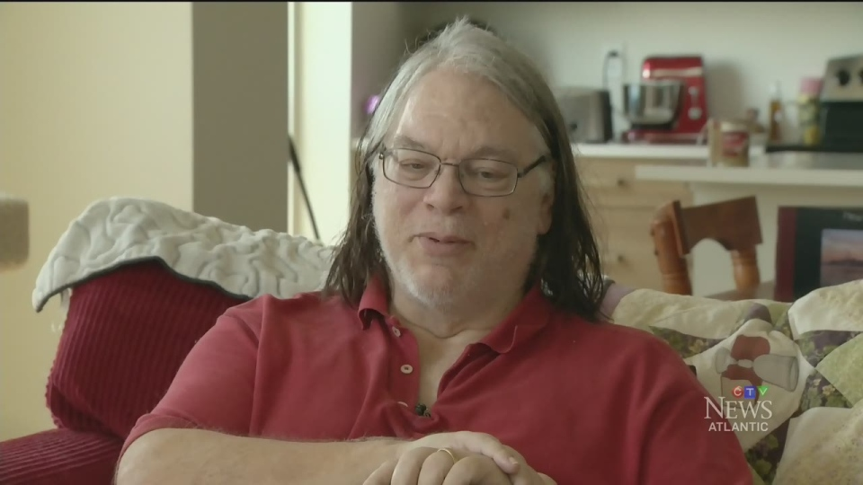 Graeme Hill's father, Terrance Hill, says it's uncharacteristic for him to not be in contact with his family.