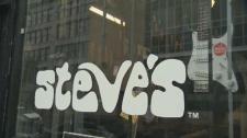 Steve's Music Shop