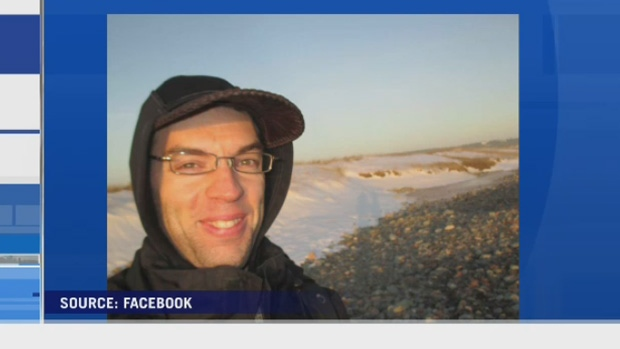 Graeme Hill, 34, of Dartmouth hasn't been seen or heard from in over a week.