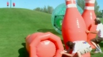 Human bubble bowling aims for strike in Saskatoon