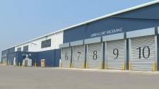 Calgary Composting facility