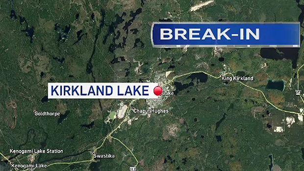 Kirkland Lake Methadone Clinic Robbed For Third Time Since