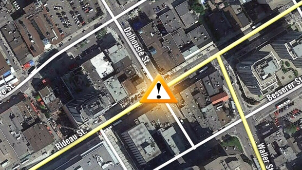 CTV Ottawa: Pedestrian struck and injured