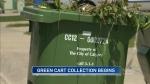 CTV Calgary: Green carts picked up in Calgary