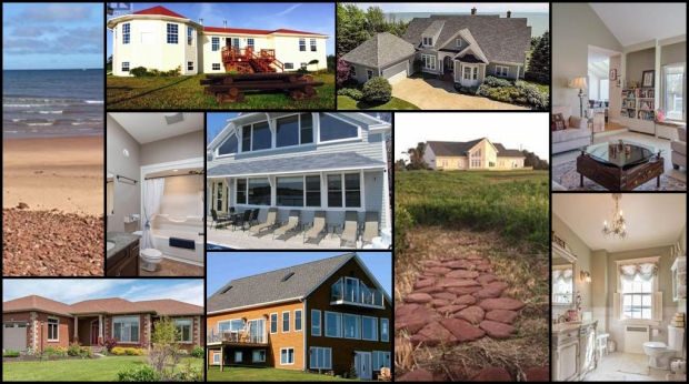 Want to marvel in east coast living? CTVNews.ca&#39;s Stephanie Hinds takes a virtual tour of some of the most expensive homes in Prince Edward Island.<br><br> List provided by www.point2homes.com