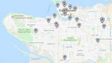 Rental properties in Vancouver