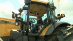 As Mark Villani reports, the largest agricultural show in Western Canada is giving farmers a chance to check out the latest innovations