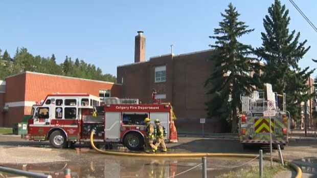 Calgary crews knock down pair of fires on city's south ...