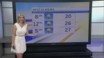CTV Morning Live Weather July 19