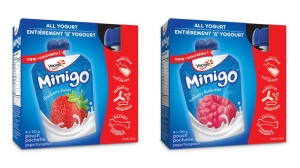 Minigo yogurt recalled