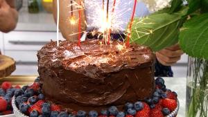How to make a chocolate fudge cake like no other