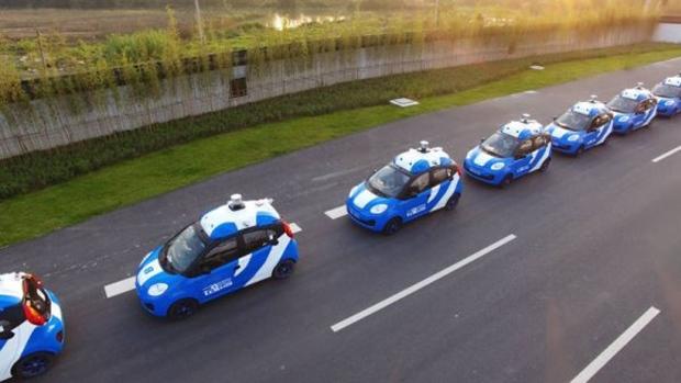Microsoft and Baidu form autonomous driving partnership