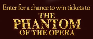 Phantom of the Opera Giveaway Rotator