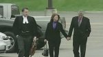 CTV London: Former fire chief in court
