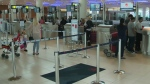 Enhanced airport security for U.S.-bound flights