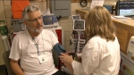 Alive and well thanks to ground-breaking surgical
