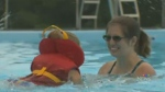 Lifesaving society shares water safety tips