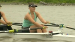 Winnipeg rower named Team Manitoba flag bearer