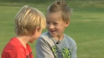 Summer camp for children with apraxia