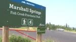 Marshall Springs - Fish Creek Park