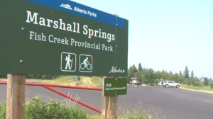 Marshall Springs - Fish Creek Park