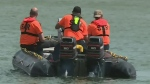Search for missing swimmer enters third day