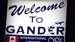 Touring the Gander Airport is like stepping back i