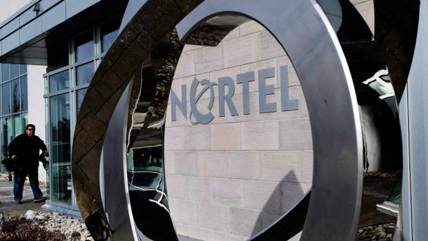 A Nortel Networks office tower in Toronto on Feb. 25, 2009. (Nathan Denette / THE CANADIAN PRESS)