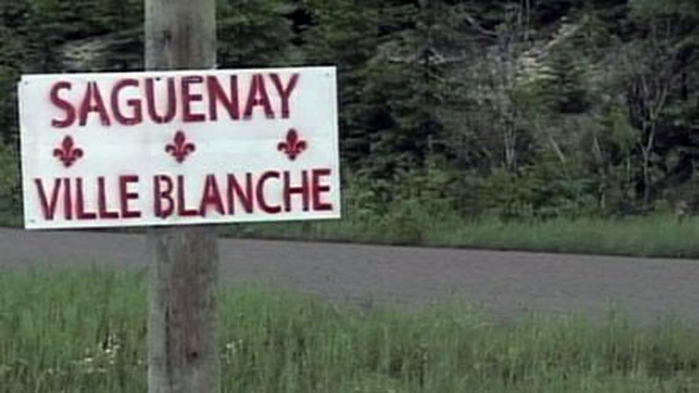 Saguenay Ville Blanche